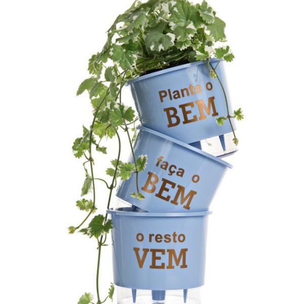 Plante o Bem – Cor Azul Serenety