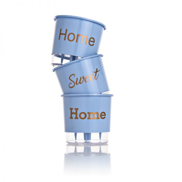 Vasos Autoirrigáveis – Home Sweet Home